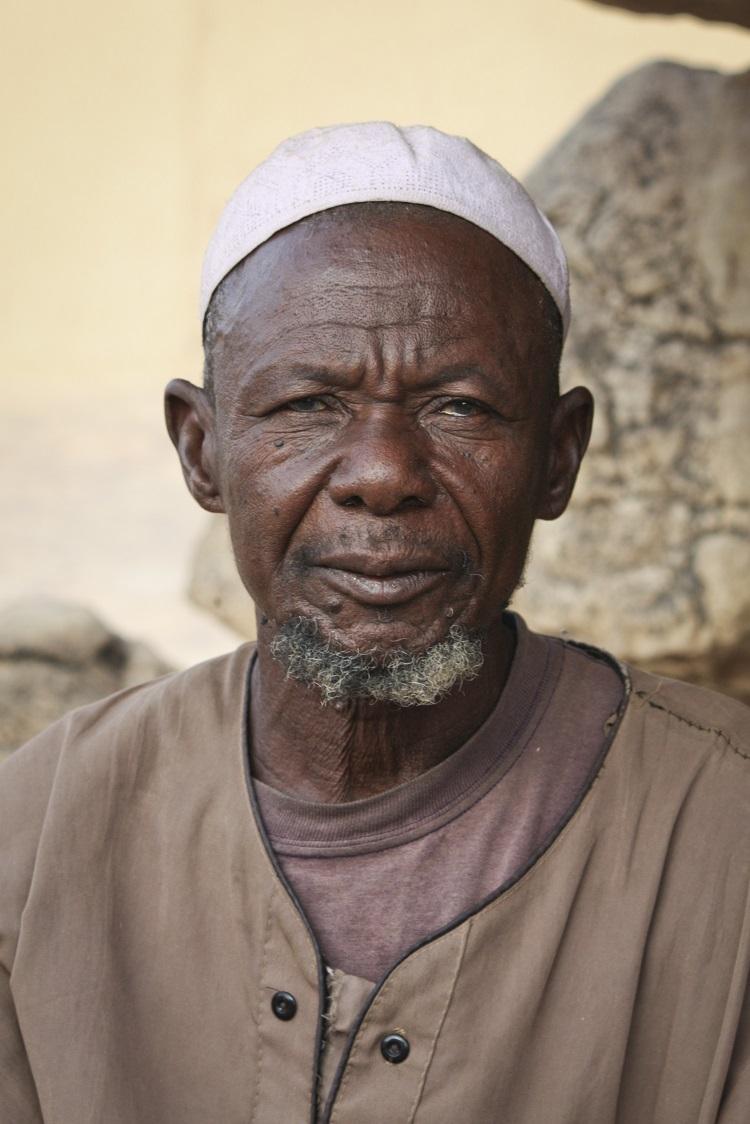 Portrait-homme-pays-dogon-mali