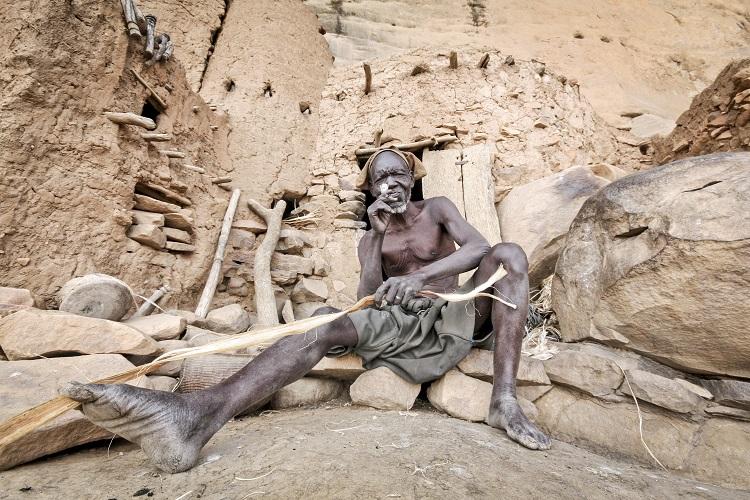 Village-Koundou-pays-dogon-mali