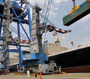 Port of Abidjan