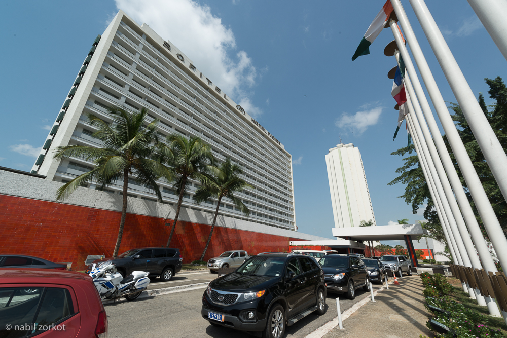 Sofitel Ivoire hotel, Abidjan