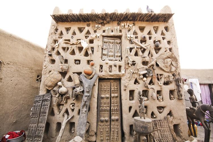 Dogon-Sahel-Mali