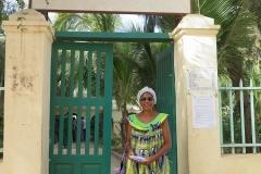 Goree-senegal-Annie-Jouga-maire-adjointe-Gorée