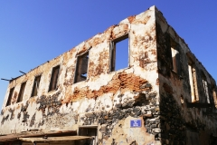 Goree-senegal-vieille-bâtisse