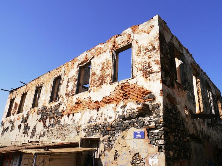 Goree-senegal-old-building