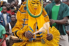 gouro masks and danses - Folklore gouro