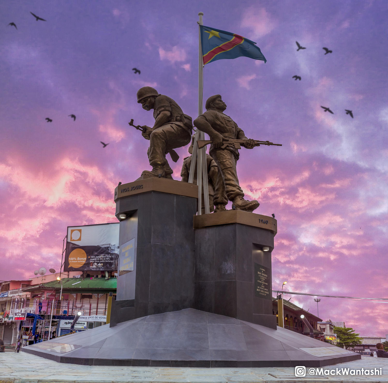 Kinshasa, Republique Democratique du Congo Photo achetée et valide jusqu'au 30 septembre 2021.  Instagram: @mackwantashi