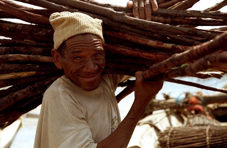 Homme-mozambique