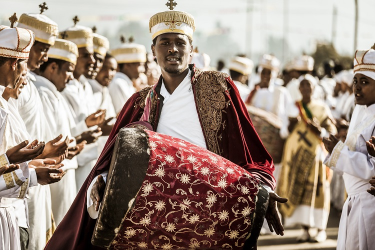 Procession-jan-meda-park-addis-ababa-timkat