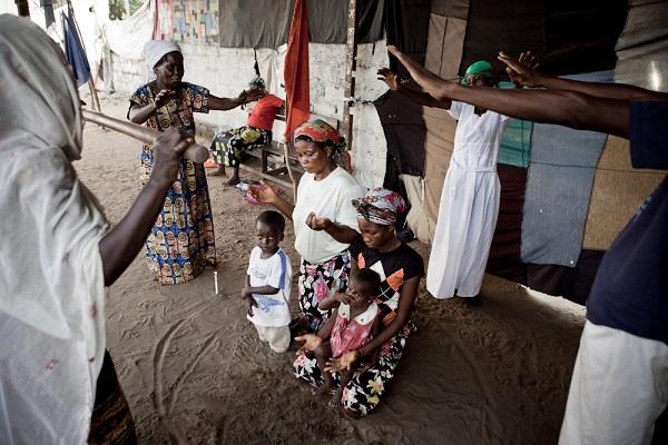 Child Witch Of Kinshasa Hamaji Magazine