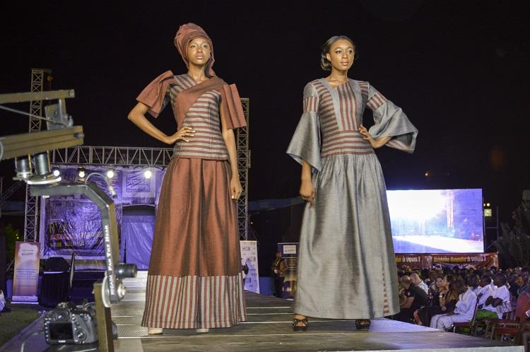 Fashion show  - Nzassa mode festival Africa