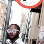 Dans les rues de Cape Town, Afrique du Sud