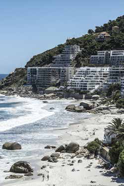The best adresses of Cape Town
