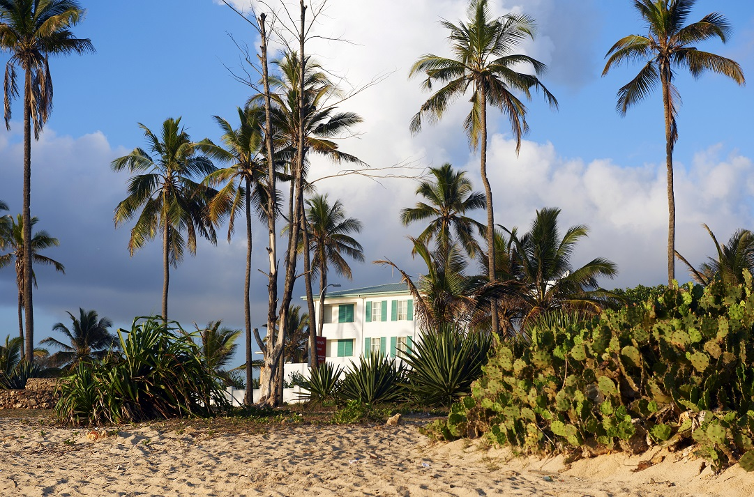 Oyster Bay Hotel : Home sweet Home in Dar
