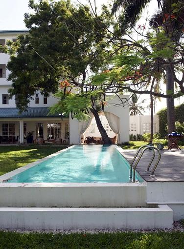 Pool Oyster Bay Hotel Dar Es Salaam