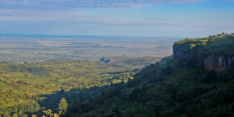 Crossing Uganda