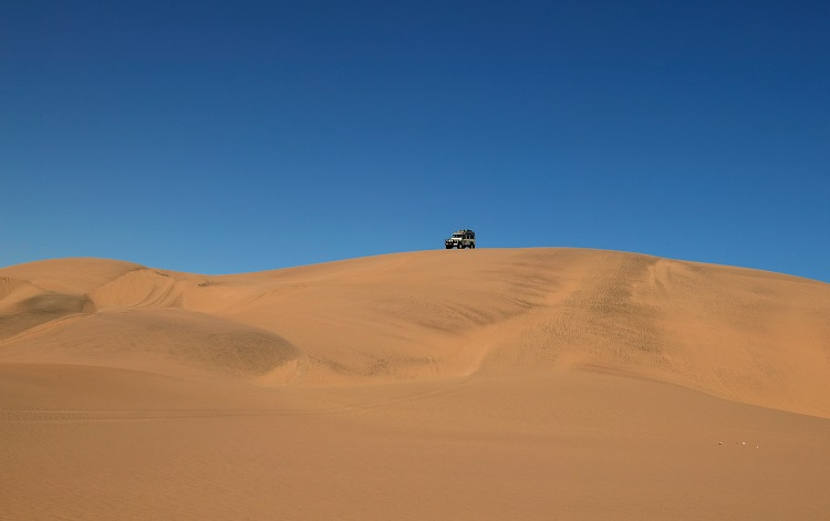 A 4×4 trek through the Namib Naukluft desert