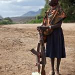 Jeune fille Turkana