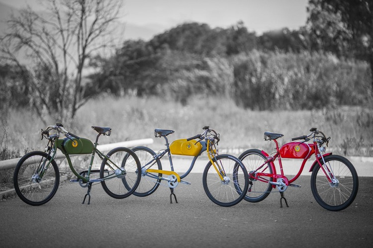 Otocycles : Sustainable transport