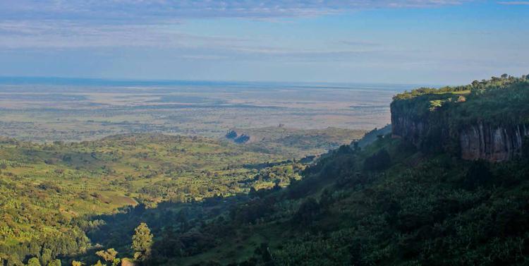 Un safari en Ouganda