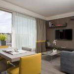 Balcony suite Edmond Hotel Paris
