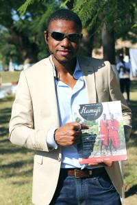 Franck Ntambwe Chez Musal responsable logisitque et achats