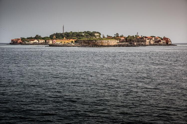 Gorée du Sénégal, une histoire d'amour