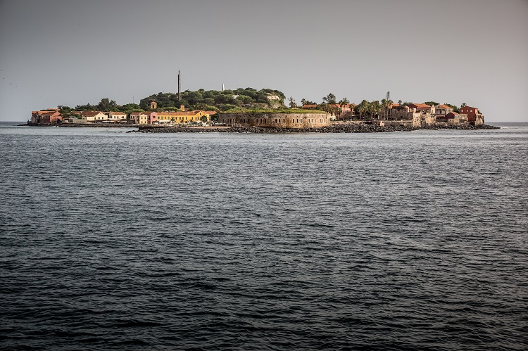 Gorée in Senegal, a love story