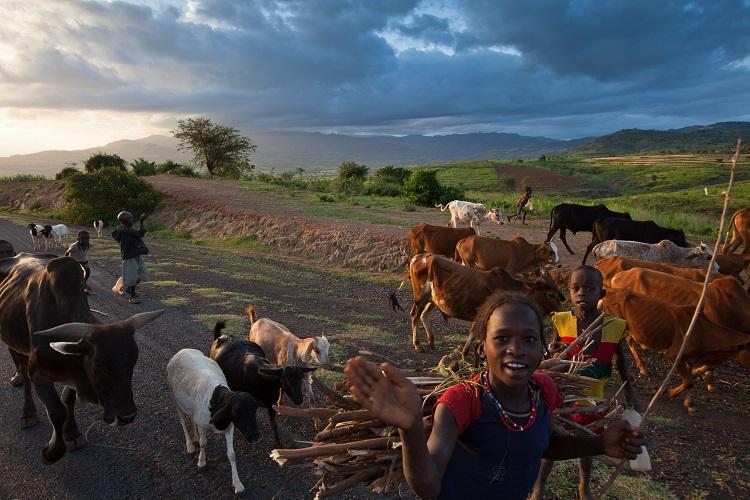 L'Ethiopie, un trésor en Afrique