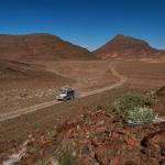 A self-drive adventure through the vast open spaces of Koakoland, Namibia