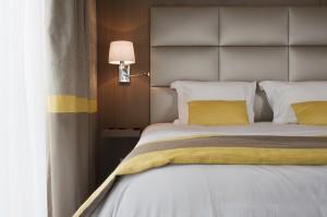 Suite at the Edmond Hotel Paris