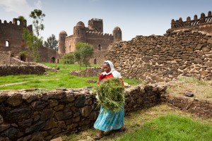 The landscapes of Ethiopia