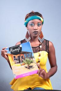 Toya maquilleuse professionnelle en RDC