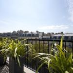 Balcony suite - Edmond Hotel Paris