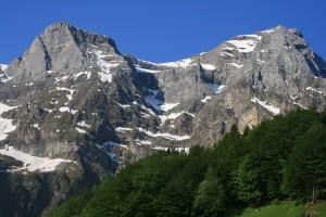 vacances dans les alpes suisses