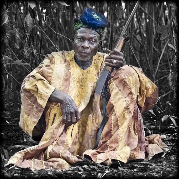 Chasseur Nagô du Royaume du Bantè