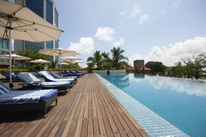 Kempinsky hotel, Dar es Salaam, Tanzania