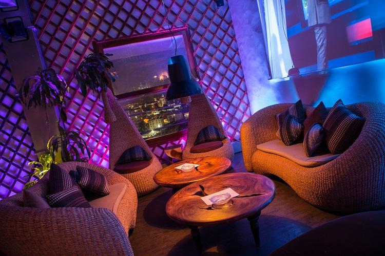 Lounge at Chacha Bar
