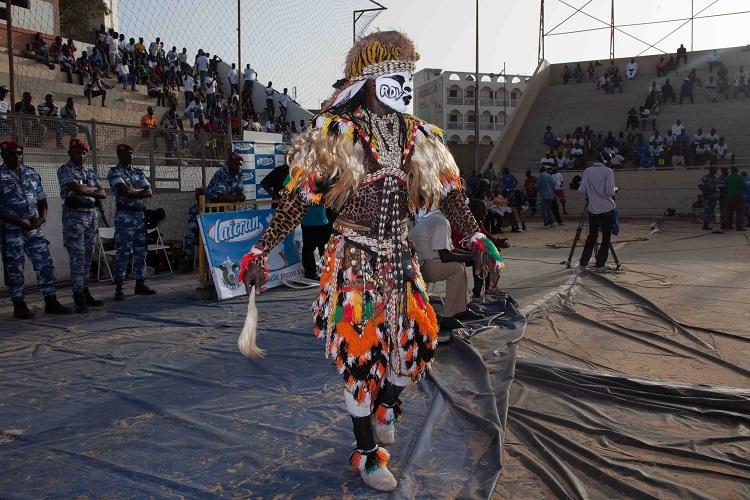La lutte au Sénégal