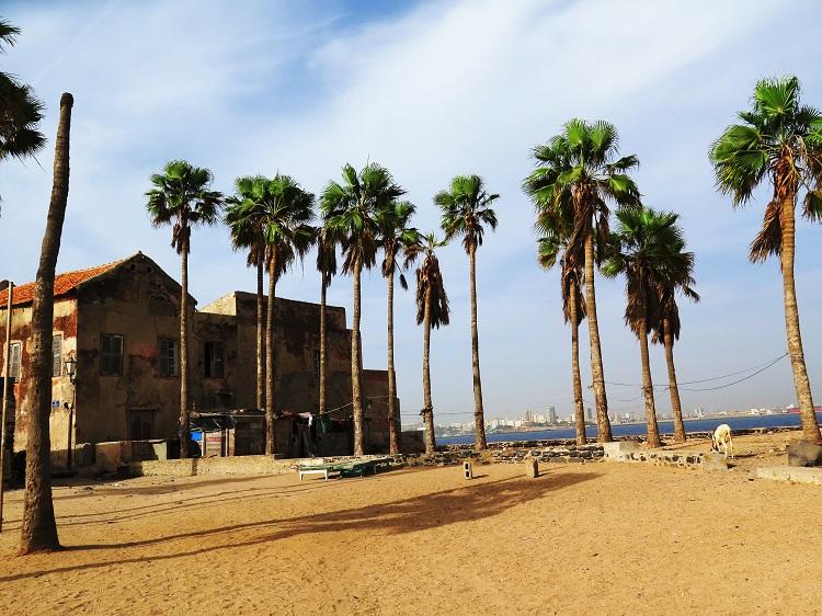 Ile de Gorée en face de Dakar