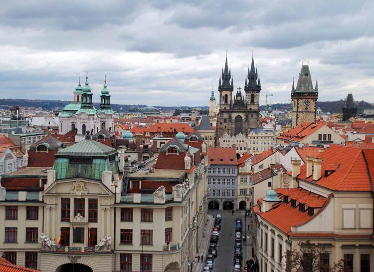 Prague, capitale magique de l'Europe