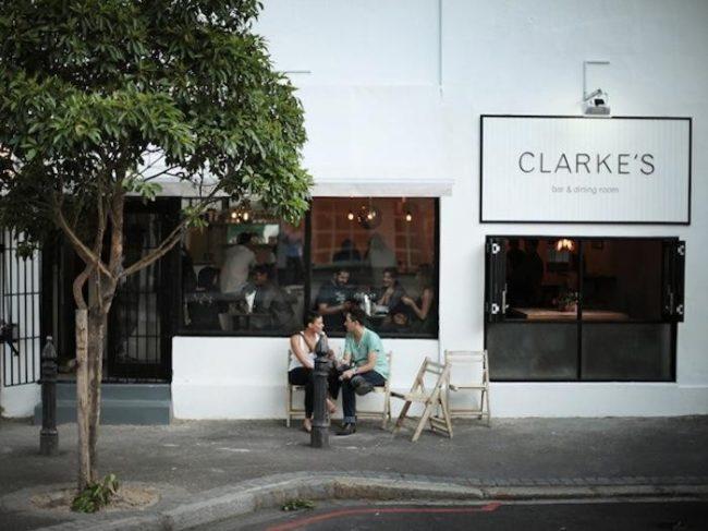 Clarke's Bree Street Cape Town