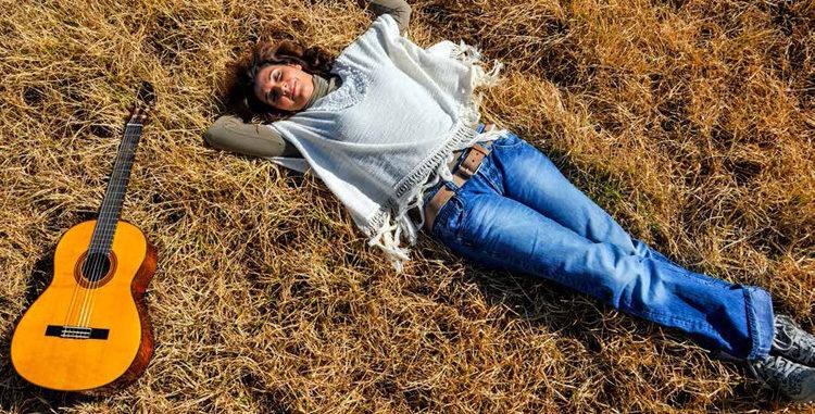 Songwriter Patricia de Moura aka Cia DM