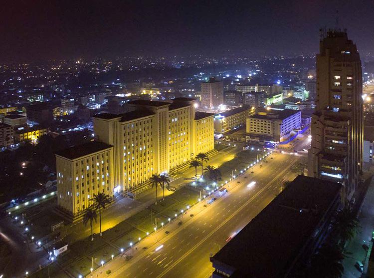 The enchanting Kinshasa