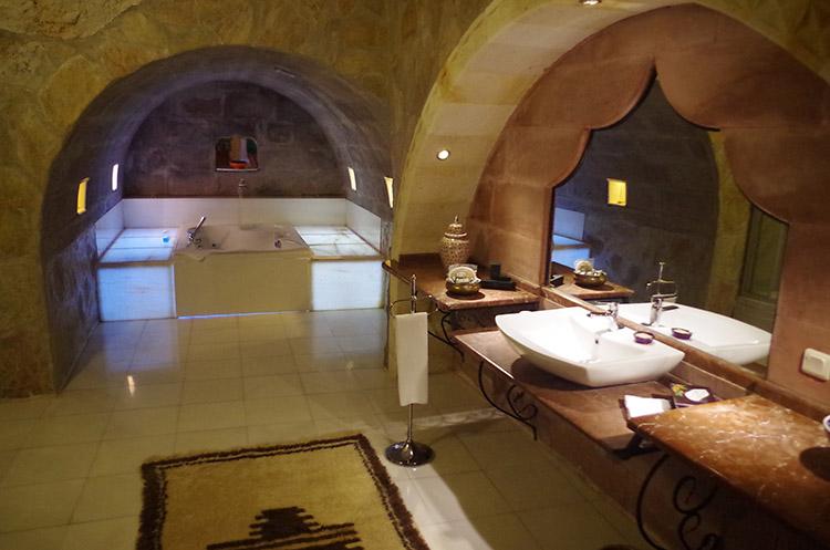 The museum hotel in Turkey