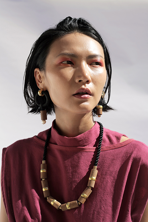 Pichulik looks east with their new collection