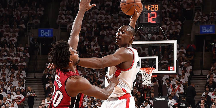 A personality: Bismack Biyombo – NBA Basketball Player