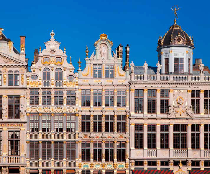 Brussels, unusual and secret