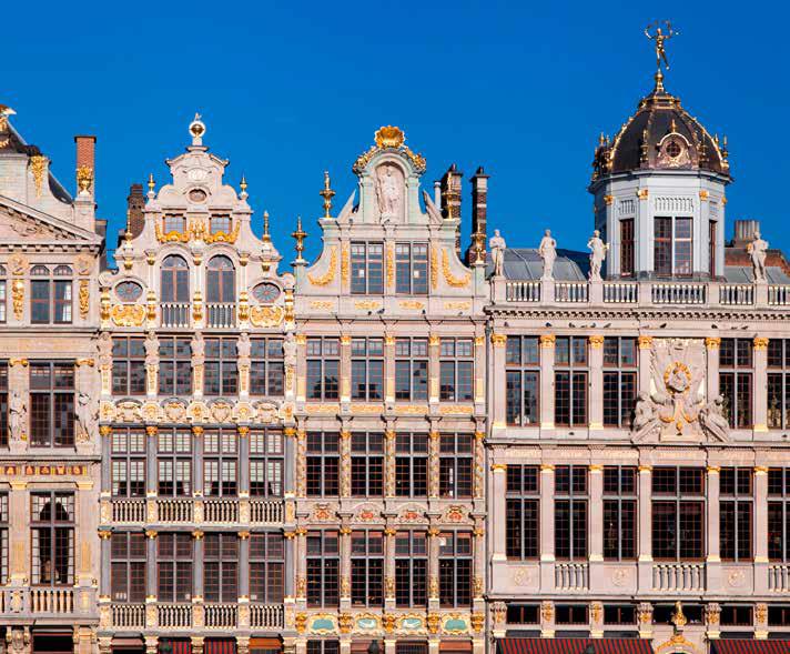 Bruxelles, insolite et secret