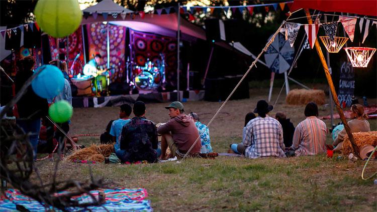 Llamaland 2017, Le rendez-vous des non-conformistes et créateurs de magie