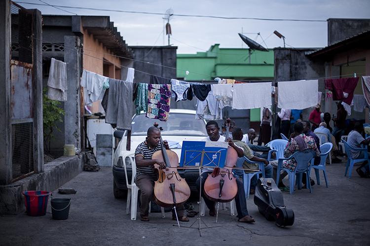 L'orchestre Symphonique de Kinshasa